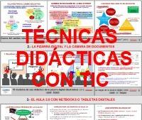 Técnicas didácticas con TIC (versión 2.0) | De las TIZAS a las TICas | Scoop.it