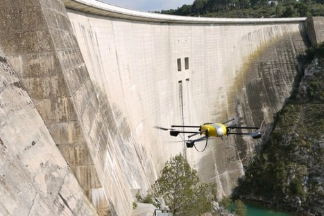 Les drones aériens, une nouvelle façon d'explorer le monde | NoDrone | Scoop.it