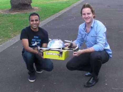 2 Companies Team Up To Start A Book-Delivery-By-Drone Business | Technology and Internet | Scoop.it