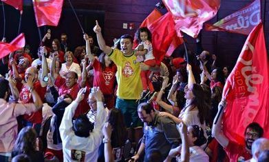 Dilma Rousseff re-elected by narrow margin as Brazil's president | Gaia news | Scoop.it