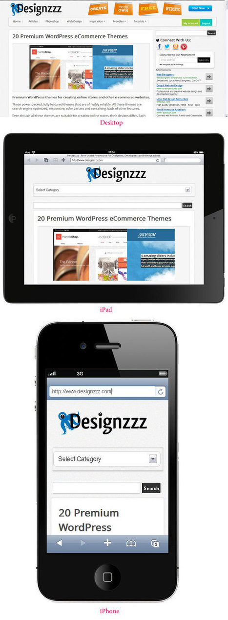 Guide for Using Typography in Responsive Web Design | That's what i call a Design! | Scoop.it