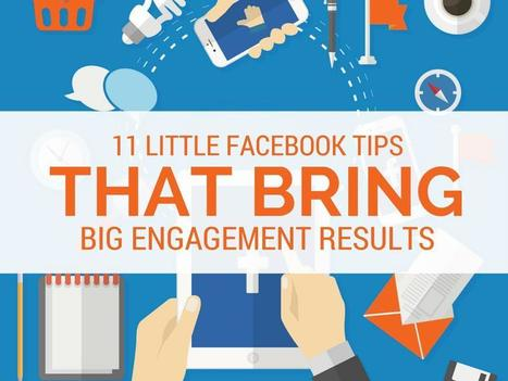 Facebook strategies in public relations social marketing insight 11 little facebook tips that bring big engagement results fandeluxe Image collections