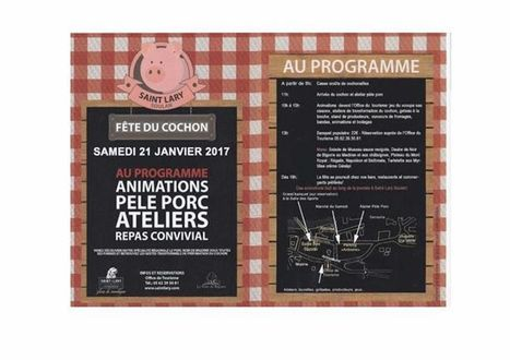 Fête du Cochon à Saint Lary Soulan | Christian Portello | Scoop.it