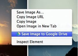 Google presenta extensión de Chrome para salvar contenido en Google Drive | Las TIC y la Educación | Scoop.it