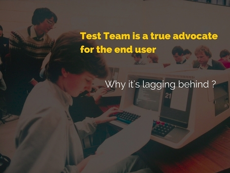 Types of Software Testing and Test Automation | Yodiz Project Management Blog | Yodiz - Agile Project Management Tool | Scoop.it