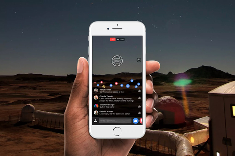 Facebook Launching 360-Degree Live Streaming Video - VRScout | screen seriality | Scoop.it