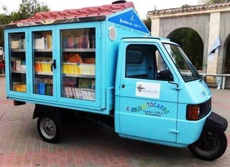 Ces 10 bibliothèques originales vous donneront envie de lire | O.B.N.I | Scoop.it