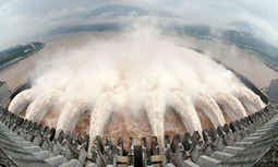 Three Gorges Dam Complete | All Things Geography | Scoop.it