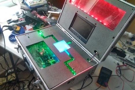 Tesseract Case Media Centre Created Using Arduino And Raspberry Pi (video) - Geeky gadgets   Arduino, Netduino, Rasperry Pi!   Scoop.it