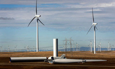 Wind power capacity grew 20% globally in 2012, figures show | Geog-on Golland | Scoop.it