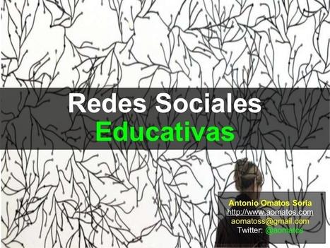 Redes Sociales Educativas | Educacion, ecologia... | Mi clase en red | Scoop.it