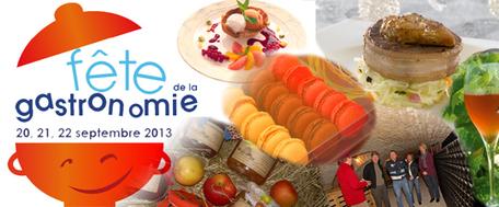Fête de la gastronomie 2013 - Aube - Vacances et Week-ends Aube en Champagne   Aube en Champagne   Scoop.it