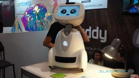 Buddy, un robot grand public au prix d'un smartphone | Une nouvelle civilisation de Robots | Scoop.it