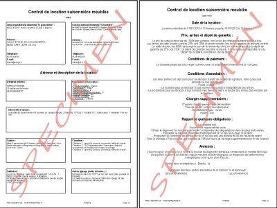 Découvrez ce nouveau service de contrat de location vacances   locationsaintjeandeluz.fr   Scoop.it