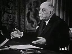 Conférence de presse du 31 janvier 1964 - Charles de gaulle - paroles publiques - Ina.fr | Econopoli | Scoop.it