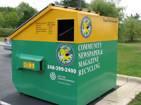 Tailoring recycling messages to politics | Waste | Scoop.it