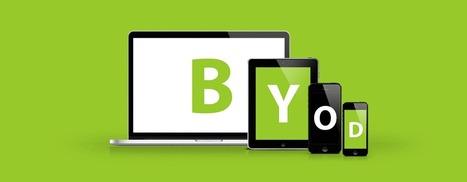 BYOD eli kuluttajistuminen oppimisessa ja työssä | Learning With Social Media Tools & Mobile | Scoop.it