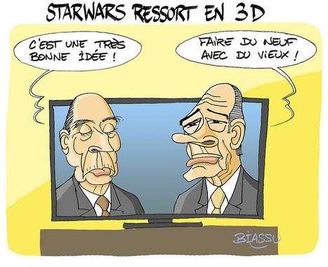 "Biassu : ""Starwars ressort en 3 D"" | Photos de LYonenFrance | LYFtv - Lyon | Scoop.it"