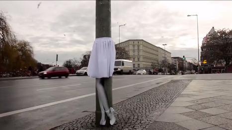 Ô Marilyn montre nous ce qu'il y a sous ta jupe ! | streetmarketing | Scoop.it