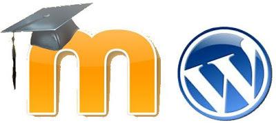 Intégrer Wordpress dans Moodle ! | E-pedagogie, apprentissages en numérique | Scoop.it