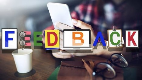 Why Meaningful Online Feedback Is Important - eLearning Industry   Pedagogy and technology of online learning   Scoop.it