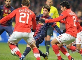 Leo Messi: Récord del agentino también en Europa | FCBarcelona | Scoop.it