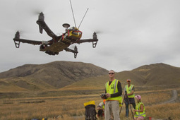 Drones to the rescue | Stuff | The Robot Times | Scoop.it