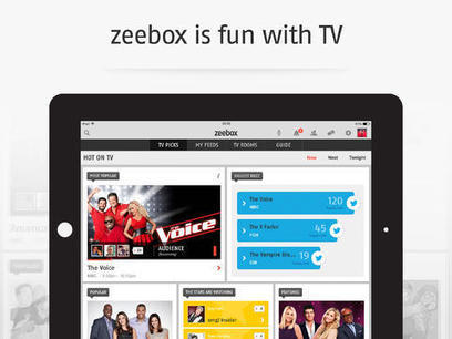 Interact With Other Fans While Watching The 'Breaking Bad' Series Finale With Zeebox | Winning The Internet | Scoop.it