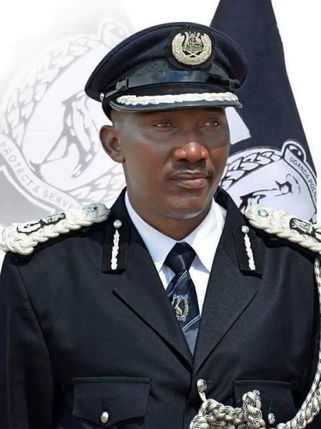 Image result for AIGP Felix Kaweesa in Uniform
