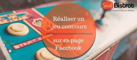 Réaliser un jeu concours sur sa page #Facebook | Facebook Pages | Scoop.it