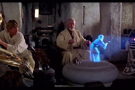"Why Holograms Will Probably Never Be as Cool as They Were in ""Star Wars"" 