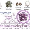 Affordable jewelry by FashionJewelryForEveryone.com