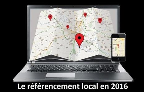 Les résultats d'une étude sur les facteurs du référencement local en 2016 | Référencement internet | Scoop.it