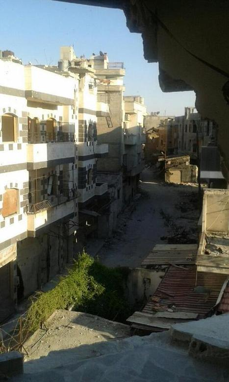 Photo #Syria Family moved back in, better than collective shelter where they were   Might be News?   Scoop.it