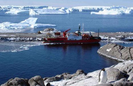 Un blog pour suivre les derniers voyages de l'Astrolabe #TAAF #IPEV #Antarctique #DDU   Arctique et Antarctique   Scoop.it