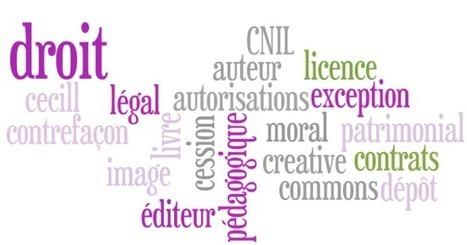 Le droit d'auteur et le droit à l'image - Introduction   Numérique & pédagogie   Scoop.it