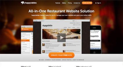 Web Design Trend Showcase: Blurred Backgrounds | Web Design favourite articles | Scoop.it