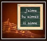 Cours de conjugaison... en fables et en chansons ! | orthographe et grammaire : un programme innovant | Scoop.it