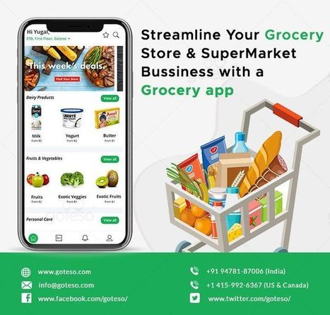 best grocery app' in Laundry And Dry Cleaning Business Solutions