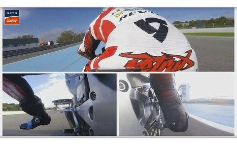 A Lesson In Riding A MotoGP Bike, By Pramac Ducati | California Flat Track Association (CFTA) | Scoop.it