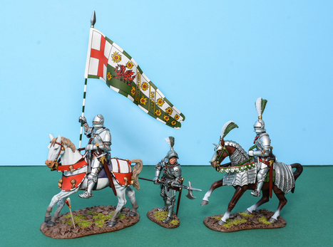 Wars of the Roses Knights | Military Miniatures H.Q. | Scoop.it