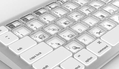 Apple plancherait sur un clavier à encre électronique | e-paper - e-ink - le papier électronique - écran flexible | Scoop.it