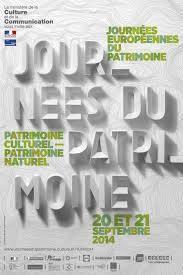 Journées européennes du Patrimoine 2014 les 20 et 21 septembre | Les expositions | Scoop.it