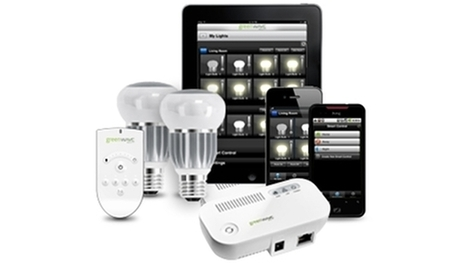 "Wi-Fi Lightbulbs Are Real, And They're Awesome | L'impresa ""mobile"" 