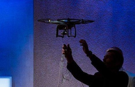 Los jóvenes mexicanos que triunfan en el negocio de los drones | apps educativas android | Scoop.it