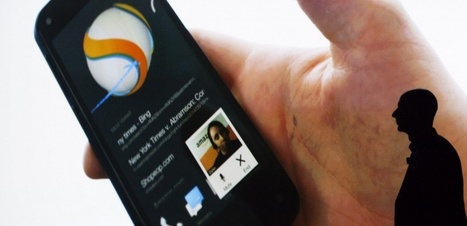 Quand Amazon acte le grand échec de son smartphone, le Fire Phone | Inside Amazon | Scoop.it