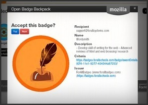 ForAllBadges - Badge Systems for K-12 Students | Edtech for Schools | Scoop.it