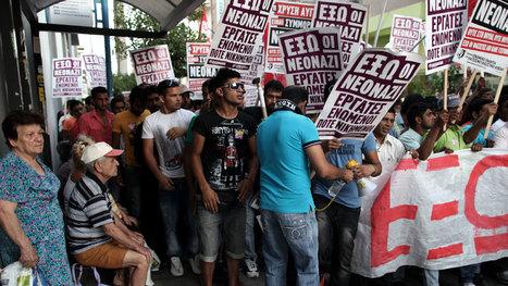 Los ataques xenófobos y las amenazas crecen en Grecia | TODOS SOMOS GRIEGOS- WE ARE ALL GREEKS-JE SUIS GREC AUSSI | Scoop.it