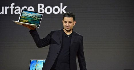Microsoft's Surface Book i7 offers twice the graphics power | Windows 8 - CompuSpace | Scoop.it