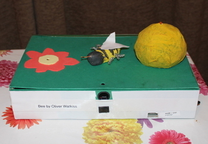 Oliver and Amelia make a bee box   Raspberry Pi   DinaTIC   Scoop.it